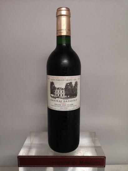 1 bouteille Château DASSAULT - Saint Emilion...