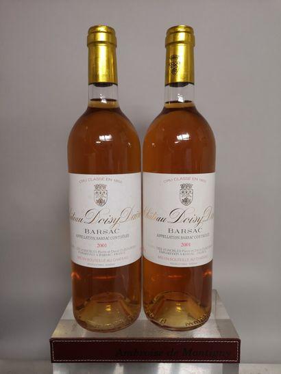 2 bouteilles Château DOISY DAENE - 2e Cru...