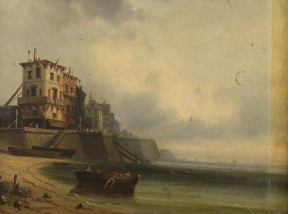 Attribué à Charles KUWASSEG (1802-1877).