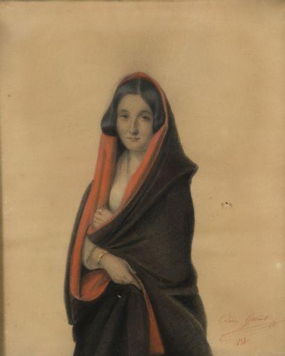 MARIE-CÉLESTINE dite CÉLINE GROÜET, XIXe siècle