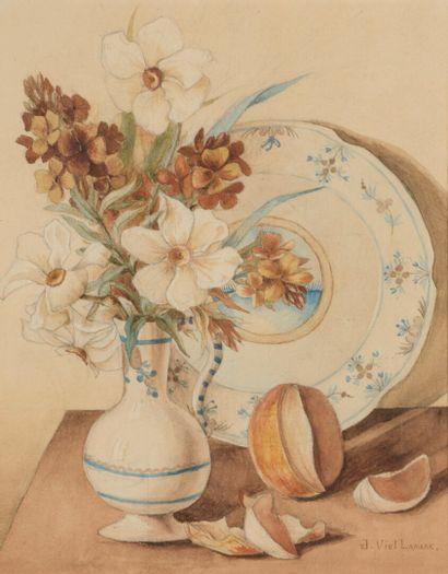 J. VIEL LAMARE (XIX-XXe)
