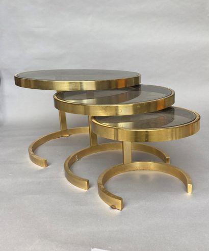 TABLES GIGOGNES, des années 80