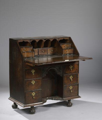 BUREAU A CAISSON, XVIIIe siècle