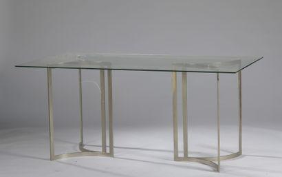 TABLE BUREAU de Paul LEGEARD, 1970