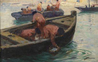 Jules François PONCEAU (1881-1961)