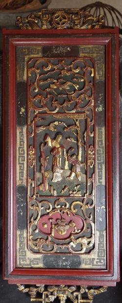 CHINE- XIXe siècle