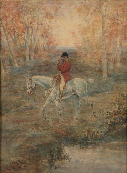 Jacques ONFROY de BRÉVILLE dit JOB (1858-1931)