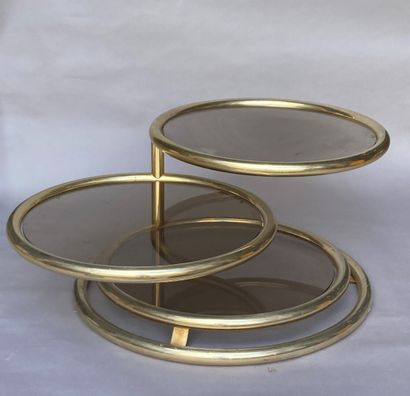 TABLE BASSE, années 80-90.