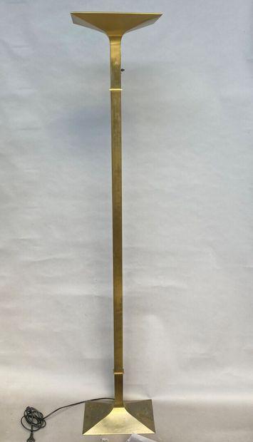 GRAND LAMPADAIRE halogène