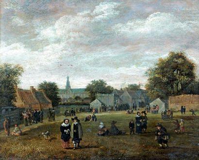 Gillis ROMBOUTS (1630-vers 1678)