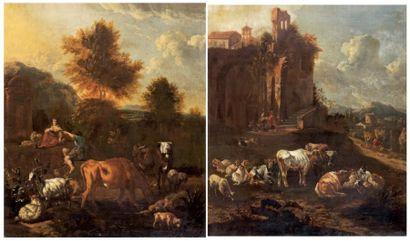 Attribué à Willem ROMEYN (vers 1624-vers 1694)