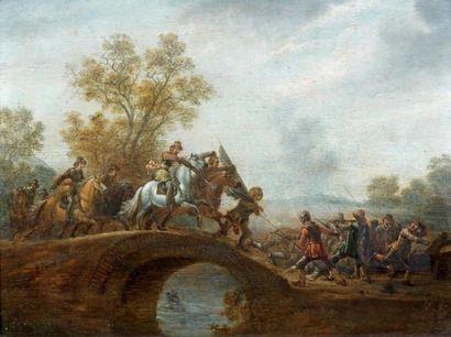 Jan MAERTENSZ le jeune (vers 1609-après 1647)