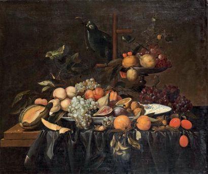 Attribué à Andries BENEDETTI (1615/18- documenté jusqu'en 1649)