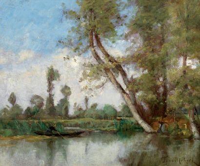 Paul Emile TROUILLEBERT (1829-1900)