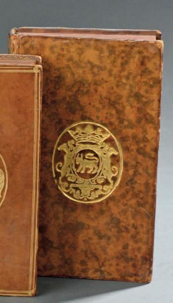 [ALMANACH]. L'Almanach des muses [...]. À...