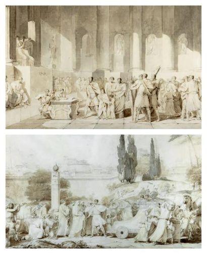 Victor Maximilien POTAIN (1760 - actif jusqu'en 1798)