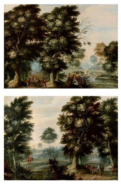 Attribué à Jasper van der LAMEN (vers 1592 - après 1626)