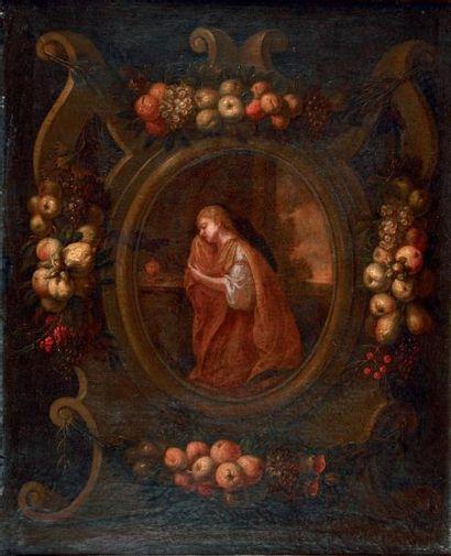 Attribué à Jan Pauwels GILLEMANS le Jeune (1651-1704)