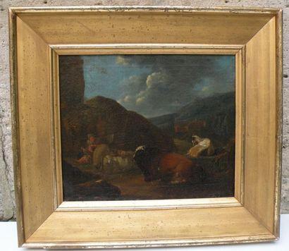 Attribué à Théodore ROOS (1638-1698?)