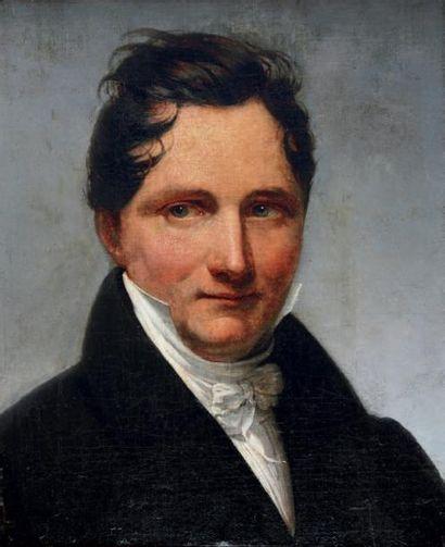 Attribué à Claude Marie DUBUFFE (1790-1864)