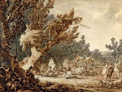 Francesco CASANOVA (1727-1802)