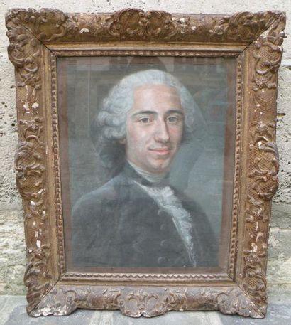 École FRANÇAISE, vers 1750