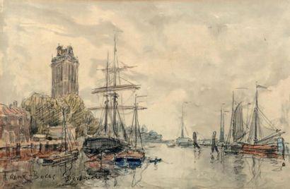 FRANK-BOGGS (1855-1926)