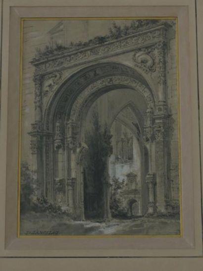 Dieudonné Auguste LANCELOT (1822-1894)