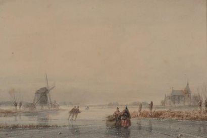 Andréas SCHELGHAUT (1787-1870)