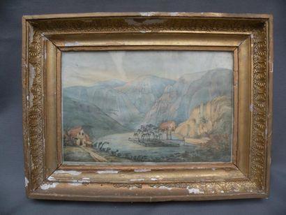 École FRANÇAISE vers 183