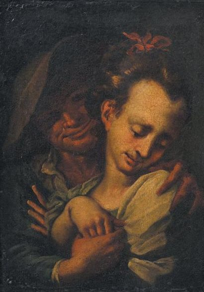 ÉCOLE ALLEMANDE VERS 1700