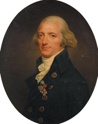 Attribué à Joseph BOZE (1745-1826)