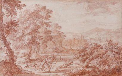 Israël SYLVESTRE dit le Jeune (Nancy 1621- Paris 1691)