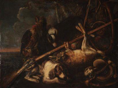 Attribué à David de CONINCK (1646-1701)