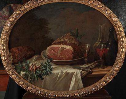 Attribué à Jeaurat de BERTRY (1728-1796)
