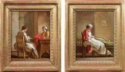 Jean-Baptiste Marie PIERRE (1714-1789)