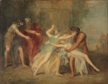 Entourage de J. H. FÜSSLI (1741-1825)