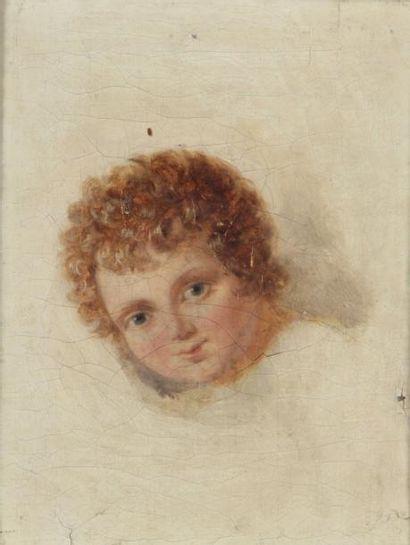 École FRANCAISE vers 1800, ent. de BOILLY