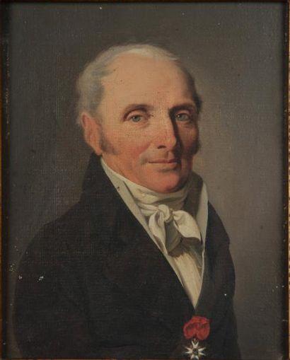 Louis-Léopold BOILLY (La Bassée 1761 - Paris 1845)