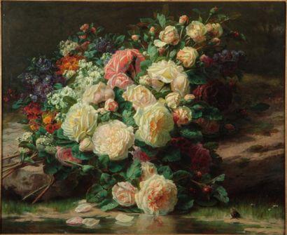 Jean-Baptiste ROBIE (Bruxelles, 1821 - Saint-Gilles, 1910)
