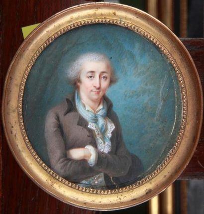 Jean Baptiste BORILLI (actif à Paris vers 1790-1797)
