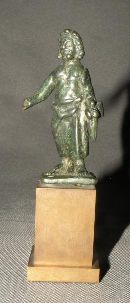 Statuette votive représentant le dieu Bonus...