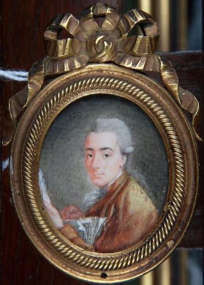 Attribué à Pierre LACOUR (1745-1814)