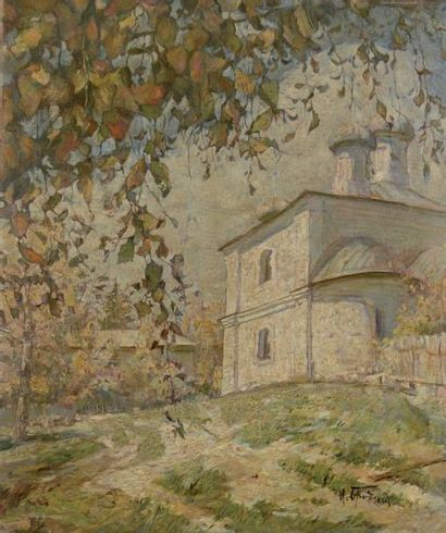 Isaac BRODSKIJ (1884-1939)