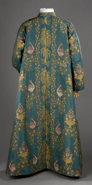 Robe d'intérieur d'homme ou banyan provenant...
