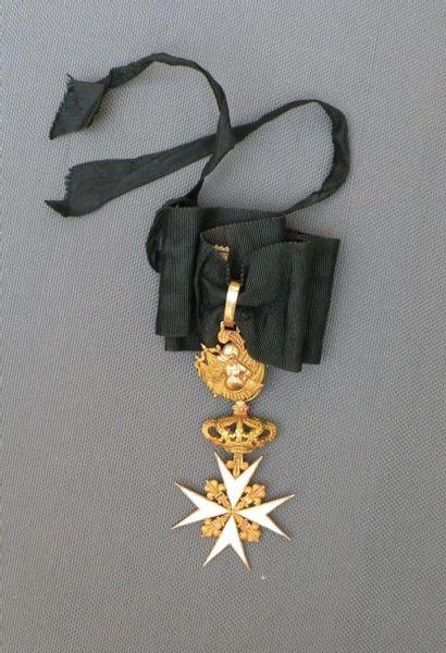Ordre souverain de Saint Jean de Jérusalem...