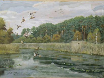 Boris RIABOUCHINSKY dit RIAB (1898-1975)