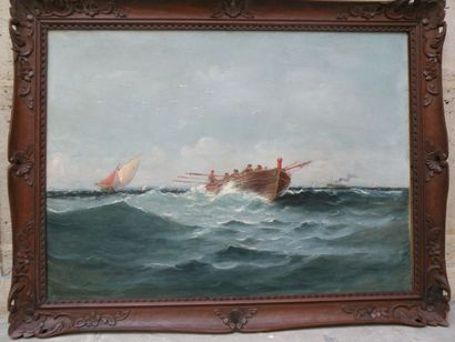 MALFROY-SAVIGNY (1875-1944)