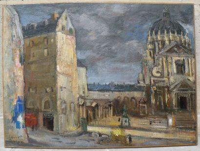 Paul HANNAUX (1897-1954)