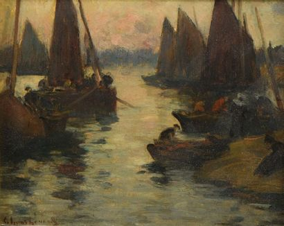 Fernand LEGOUT-GERARD (1856-1924)